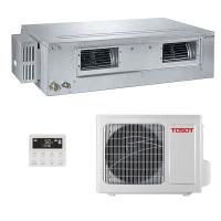 Канальный кондиционер TOSOT TUD100PHS/A-S/TUD100W/A-S INVERTER (-20C)